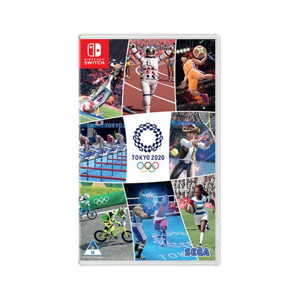 Olympic Games Tokyo 2020 The Official Video Game (NS) offers at R 499
