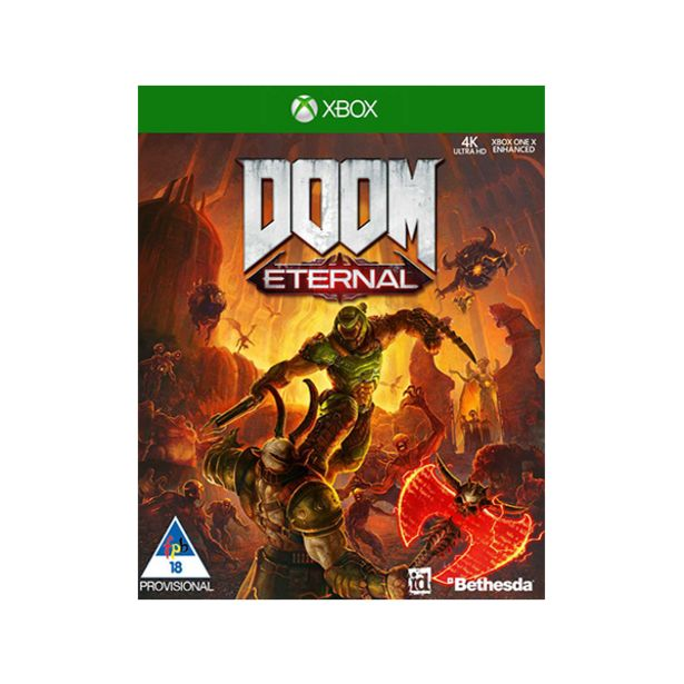 Doom Eternal (Xbox One) offers at R 299