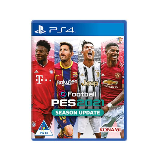EFootball PES 2021 Season Update (PS4) offers at R 299