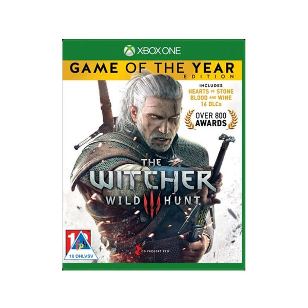 The Witcher 3 Wild Hunt GOTY (Xbox One) offers at R 399