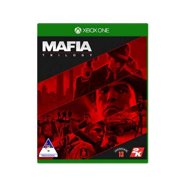 Mafia Trilogy (Xbox One) offers at R 689