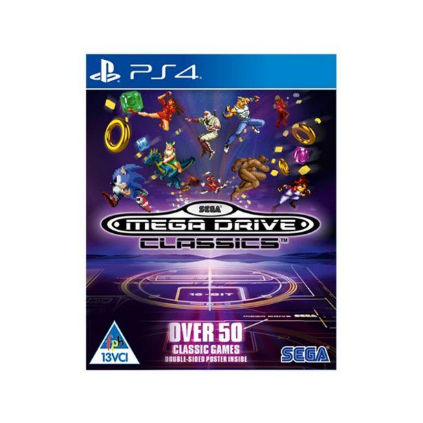 SEGA Mega Drive Classics (PS4) offers at R 299