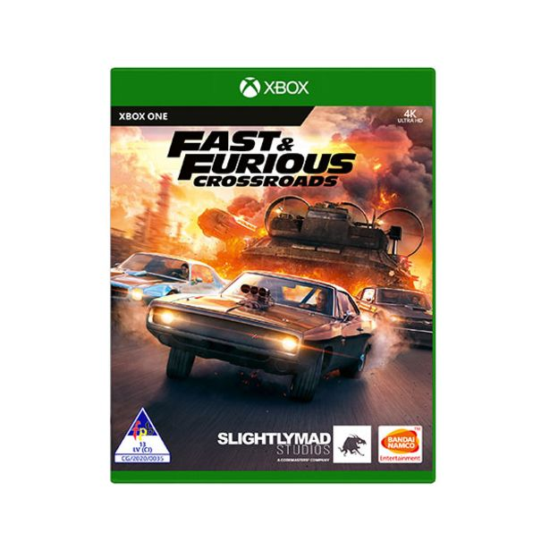 Fast & Furious Crossroads (Xbox One) offers at R 579