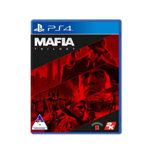Mafia Trilogy (PS4) offers at R 689