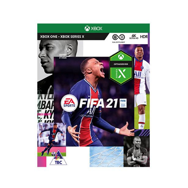 FIFA 21 (Xbox One) offer at R 749
