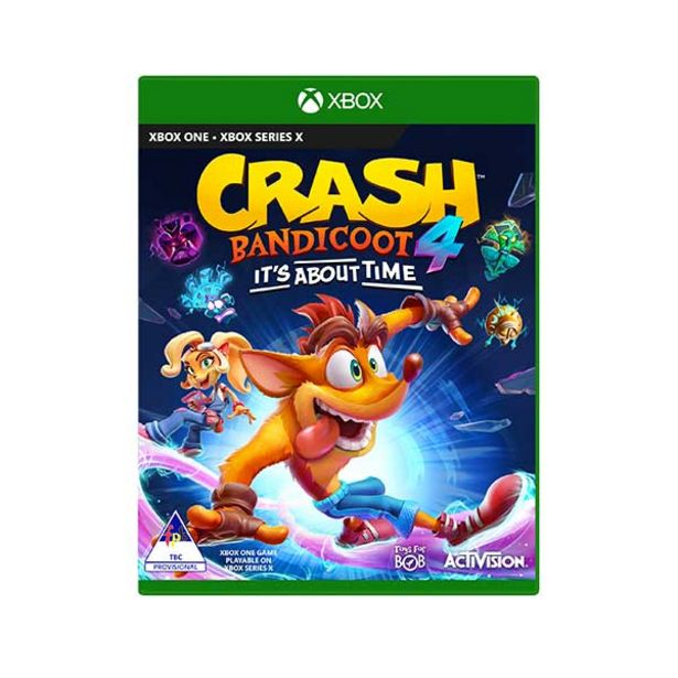 Crash Bandicoot 4 It's About Time (Xbox One) offers at R 1199