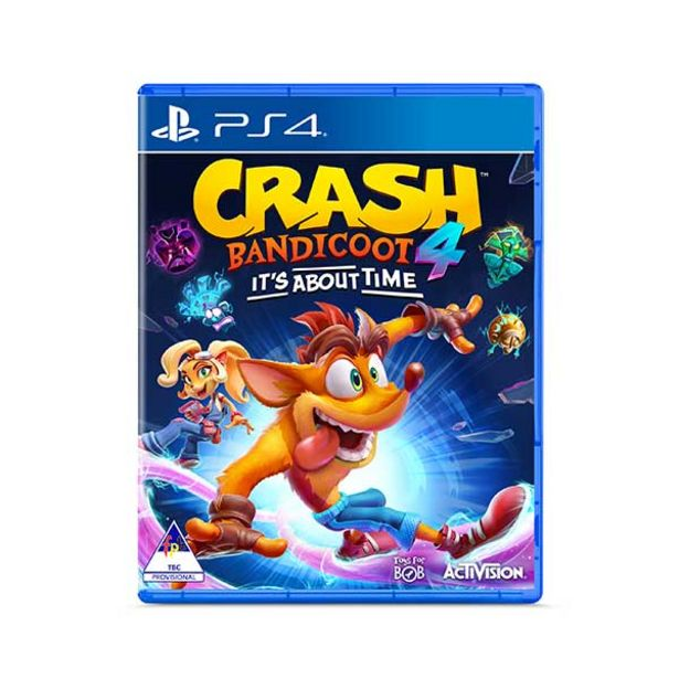 Crash Bandicoot 4 It's About Time (PS4) offers at R 1199