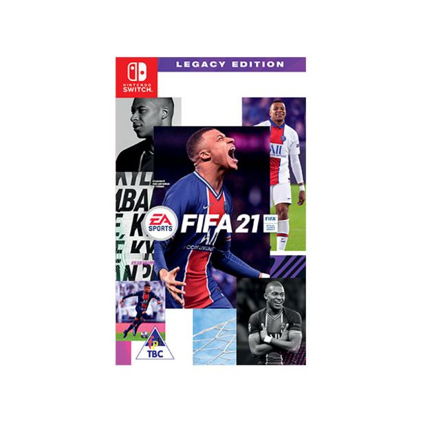 FIFA 21 Legacy Edition (NS) offer at R 949