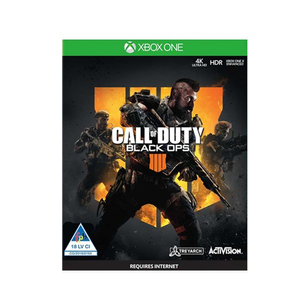 Call of Duty Black Ops 4 (Xbox One) offers at R 499