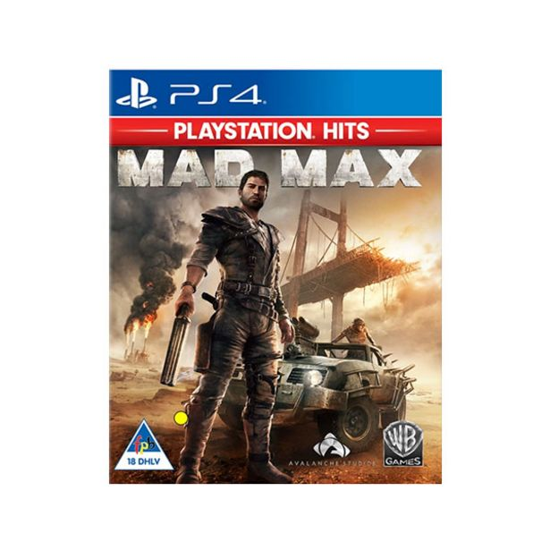 Mad Max (PS4) offers at R 299