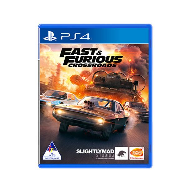 Fast & Furious Crossroads (PS4) offers at R 579