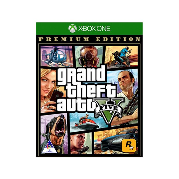 Grand Theft Auto V (Xbox One) offer at R 389