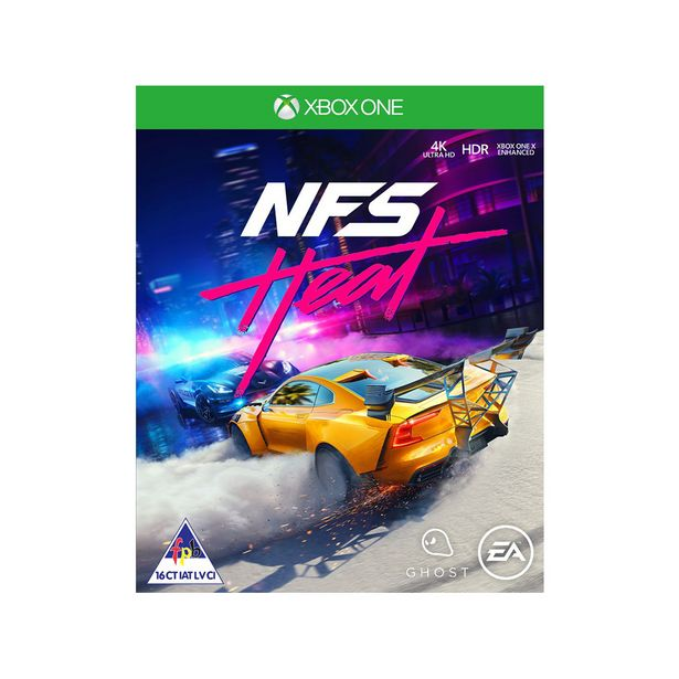 Need For Speed Heat (Xbox One) offers at R 699