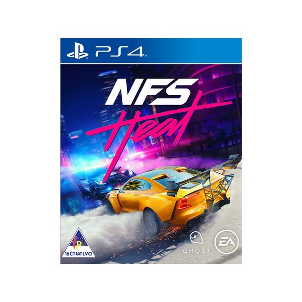 Need For Speed Heat (PS4) offers at R 649