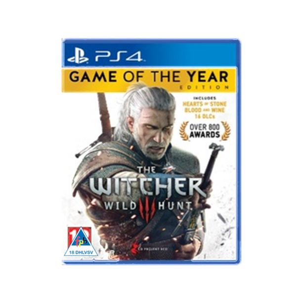 The Witcher 3 Wild Hunt GOTY (PS4) offers at R 399