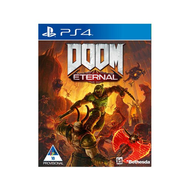 Doom Eternal (PS4) offers at R 299