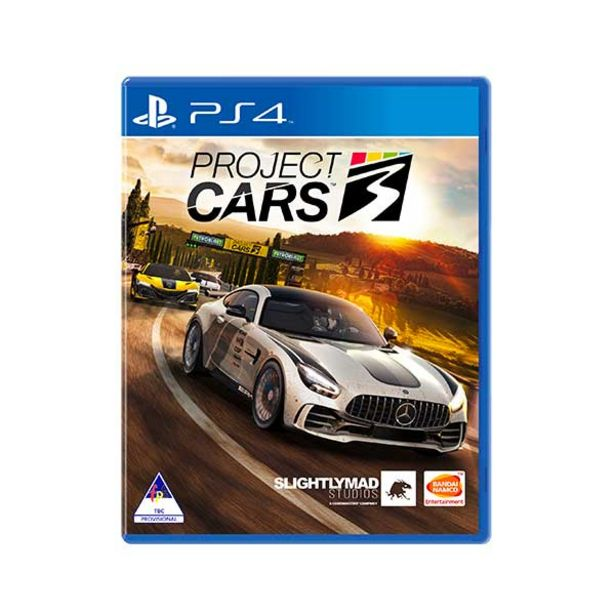 Project Cars 3 (PS4) offers at R 579