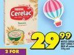 Nestlé Cerelac Baby Cereal offer at R 29,99