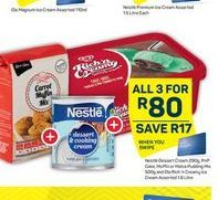 Combo 3 offer at R 80