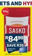 Sasko Cake Wheat Flour offer at R 84,99
