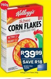 Kellogg's Corn Flakes  offer at R 39,99
