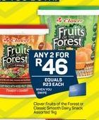 Clover Yogurt  2 offer at R 46
