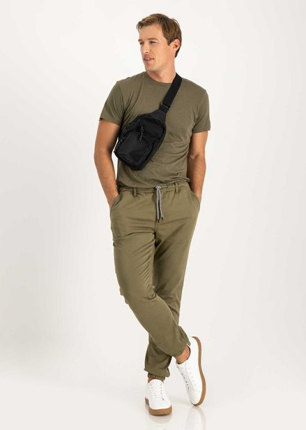 Slim Fit Stretch Cotton Blend Joggers offers at R 699