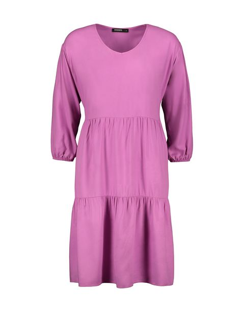 Tiered Midi Shift Dress offers at R 280