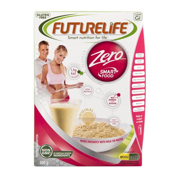 Futurelife  Zero Original Flavour Cereal 500 g offers at R 33,99