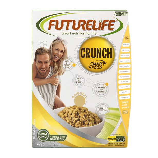 Futurelife  Crunch Original Flavour Cereal 425 g offers at R 33,99
