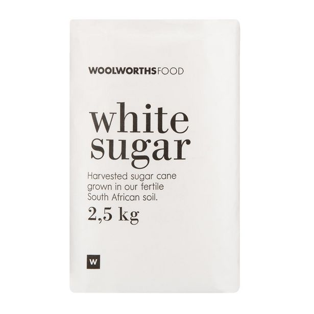 White Sugar 2.5 kg offers at R 39,99
