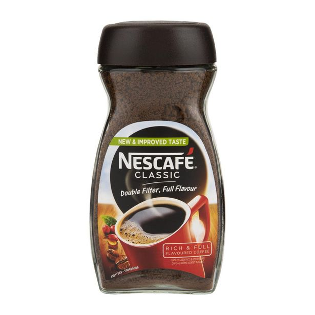 Nescafé Classic Instant Coffee 200 g offer at R 69,99