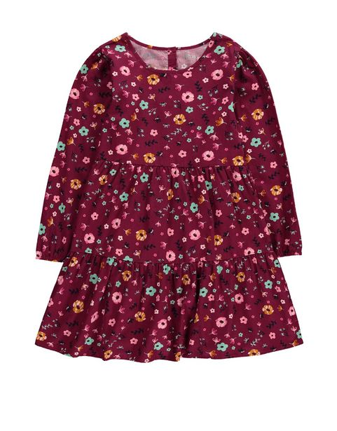 Tiered Floral Dress offers at R 208