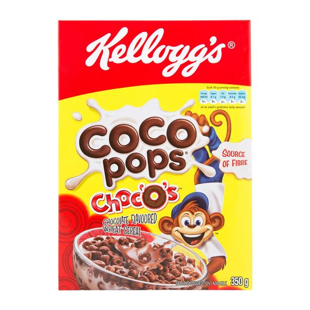Kellogg's  Coco Pops  350 g offers at R 33,99