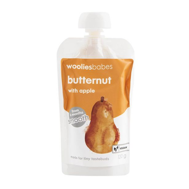 Smooth Butternut With Apple 120 g offers at R 20,99