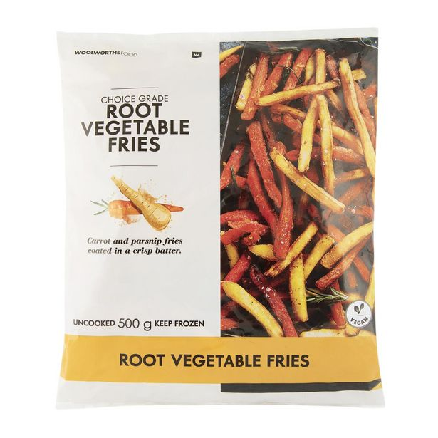 Frozen Root Vegetable Fries 500 g offers at R 34,99