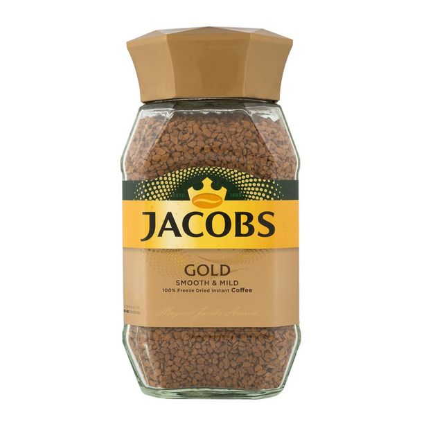 Jacobs Krönung Gold Mild Instant Coffee 200 g offers at R 89,99