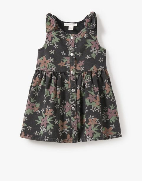 Tie Detail Print Dress offers at R 299