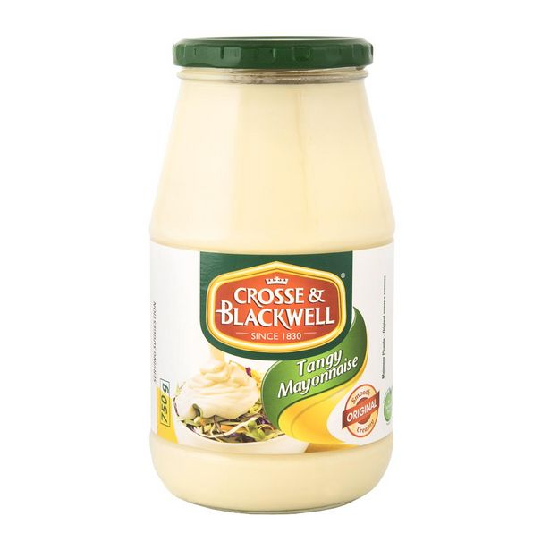 Crosse & Blackwell Tangy Mayonnaise 750 g offer at R 29,99
