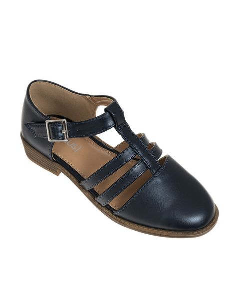 Strappy Buckle Shoes (Size 12-6) Older Girl offers at R 184