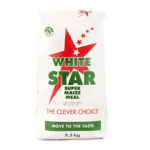 White Star Super Maize Meal 2.5 kg offers at R 23,99