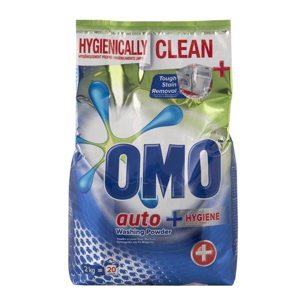 OMO Auto Washing Powder 2 kg offers at R 69,99