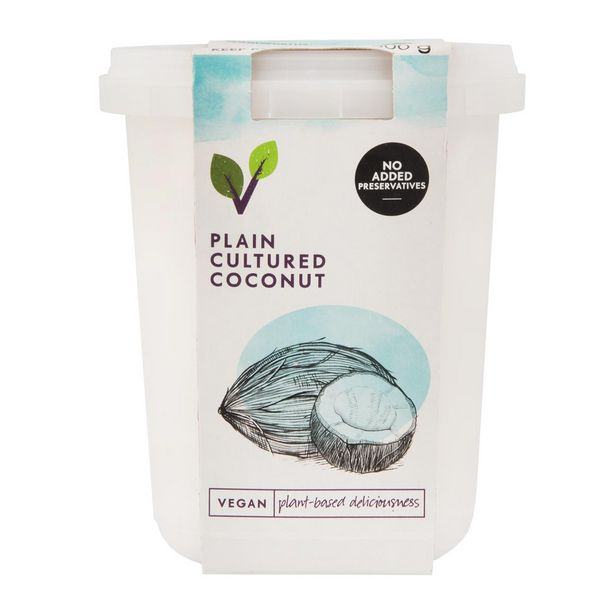 Plain Cultured Coconut 500 g offers at R 64,99