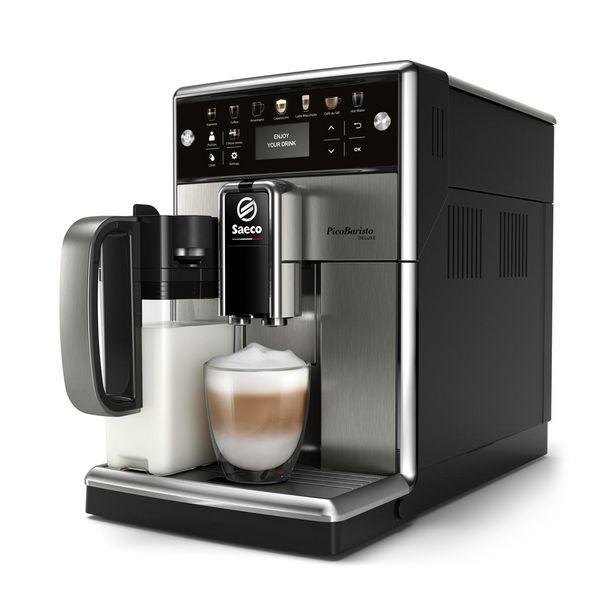 Saeco PicoBaristo Deluxe Espresso Machine offers at R 18999