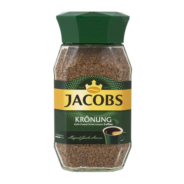 Jacobs Krönung Instant Coffee 200 g offers at R 89,99