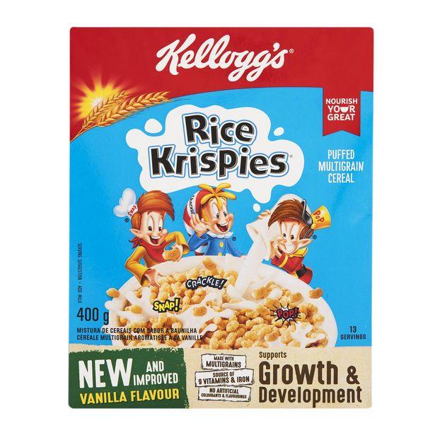 Kellogg's  Rice Krispies  400 g offer at R 34,99