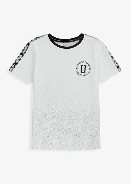 Supreme League T-shirt offers at R 179