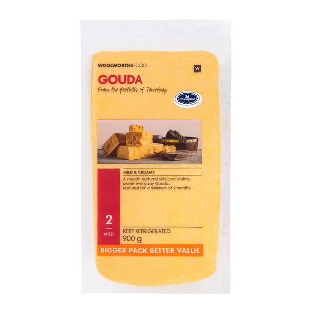 Bulk Gouda Cheese 900 g offers at R 99,99