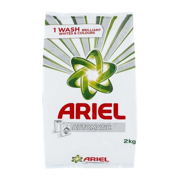 Ariel Auto Washing Powder 2 kg offers at R 59,99