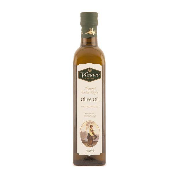 Vesuvio Extra Virgin Olive Oil 500 ml offers at R 99,99